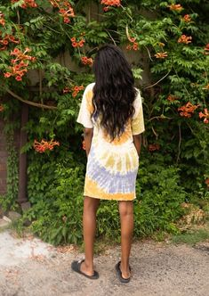 Back Beat Co. Hemp Slater Tee Dress Printed Matter, Tee Dress, Inside Out, Go Camping, Hemp, Beats, Organic Cotton, Tie Dye, Dresses
