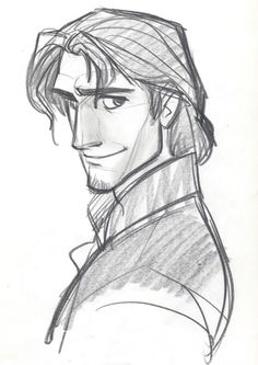 Flynn Rider (Tangled) played by Zachary Levi. Just for fun. :-) However, I really admire this character...