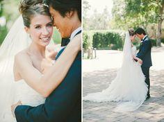 Elegant San Ysidro Ranch Wedding: Aniko + David | Green Wedding Shoes Wedding Blog | Wedding Trends for Stylish + Creative Brides