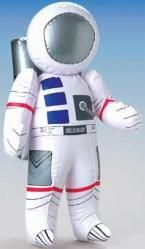 Inflatable Astronaut $4 + shipping