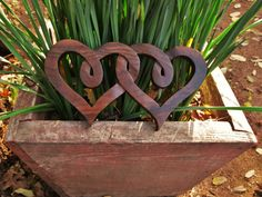 Hearts together forever celtic knot by ajaxhawes on Etsy