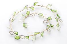 leaf garland  AkariH
