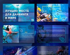 """Check out new work on my @Behance portfolio: """"Best places for diving in the world"""" http://be.net/gallery/51545695/Best-places-for-diving-in-the-world"""