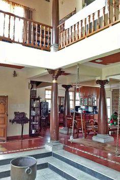 Indian home design - Kham Design Padmaja Rao Indian Home Design, Indian Home Interior, Kerala House Design, Indian Home Decor, Indian Interiors, Home Room Design, Dream Home Design, Home Interior Design, Design Bedroom