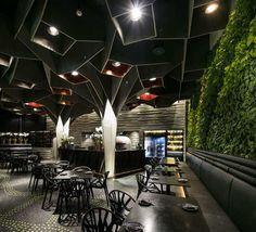 Burger Boutique Black (Kuwait, Kuwait), Middle East & Africa Restaurant  Basil Al Salem & Freeland Buck