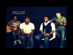 """Check It Out!!! Bruno Mars - Locked Out of Heaven (Acoustic Cover) by """"Collage"""""""