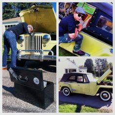 '49 Jeepster