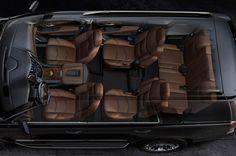 2015 Cadillac Escalade interior | 2015 Cadillac Escalade Interior View