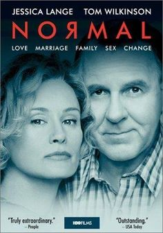 Tom Wilkinson as one of the best actors in all he is on but this story line was so different for him I was blown away - Lange is one of the best as well-