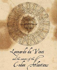 """(1452-1519) """"CODEX ATLANTICUS"""" LEONARDO DA VINCI describe en este manuscrito la formación de imágenes estenopeicas, la formación de Imágenes del sol a través de orificios practicados en las paredes de una iglesia. www.macarenaescauriaza.com"""