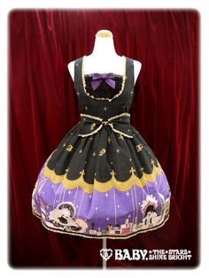 Alice and the Pirates - JSK - Marionette in my closet room JSK I /// ¥24,990 /// Bust:  85~100 cm Waist:  76~91 cm Length:  92 cm