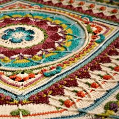 Sophie's Universe CAL 2015 Lookatwhatimade - YARDAGE CHECK TO PART 10