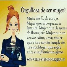 Happy Woman Day, Happy Women, Fact Quotes, Spanish Quotes, Good Morning Quotes, Ladies Day, Woman Quotes, Great Quotes, Qoutes