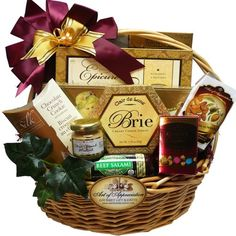 Art of Appreciation Gift Baskets Snack-A-Licious Gourmet Food Gift Basket - http://mygourmetgifts.com/art-of-appreciation-gift-baskets-snack-a-licious-gourmet-food-gift-basket/
