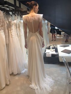 The Bridal Market, New York, NY, J.Mendel 2015 Bridal Collection