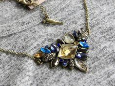 Fashion Jewelry Geometric Rhinestone Pendant by TwinkleJewel1