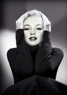 Love so much this pic of Marilyn