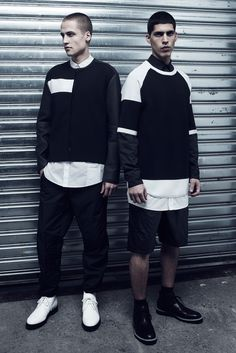Alexander Wang Spring 2013 Menswear Collection Slideshow on Style.com