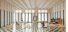 KINDERHAUS AM MONIBERG : MAX OTTO ZITZELSBERGER Divider, Flooring, Models, Dining, Furniture, Home Decor, Architecture, Kids House, Projects