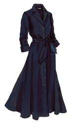 Long-Sleeve 1947 Dress