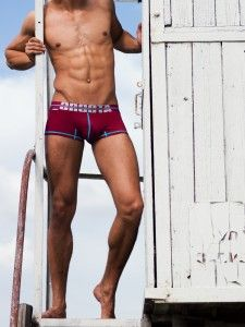 "Celebrate July 4th with Croota Underwear's ""High Ray"" Range of Hipster Trunks 