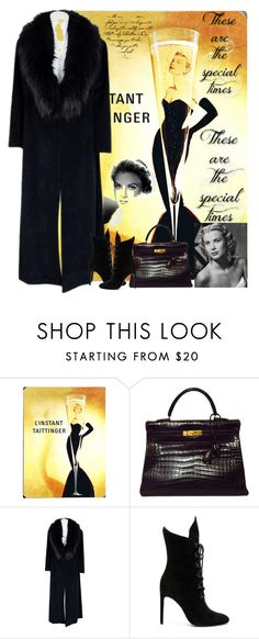 """Grace Kelly"" by aida-ida ❤ liked on Polyvore featuring beauty, ArteHouse, Hermès and Kendall + Kylie"