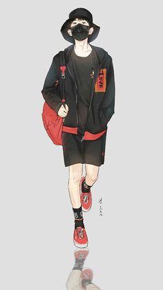 - Save = Follow. 💜 ☆Ken☆ Manga Boy, Manga Anime, Anime Art, Aesthetic Anime, Aesthetic Art, Character Illustration, Illustration Art, Character Art, Character Design