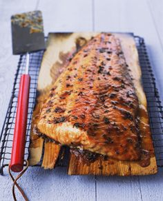 How to Cook Salmon on Cedar Panks. Once you try this delicious method, you'll never want to go back!