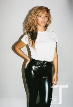 Beyonce, T, The New York Times Style Magazine