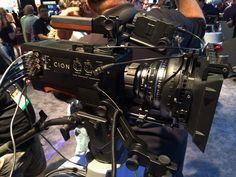 The Aja camera