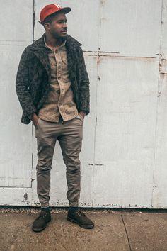 killer style...    (viaNordstrom Men's Blog // Street Etiquette: NYFW Photo Journal, Day 6)