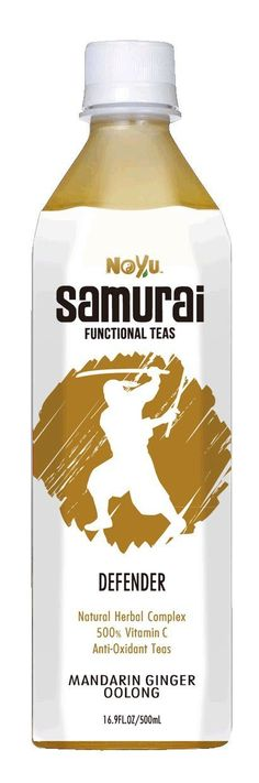 Noyu Teas Samurai Defender Mandarin Ginger Oolong Tea, Bottles (Pack of >>> Discover this special product, click the image : Fresh Groceries Oolong Tea, Grocery Lists, Drink Sleeves, Herbalism, Drinks, Cooking, Teas, Samurai, Dinner Ideas