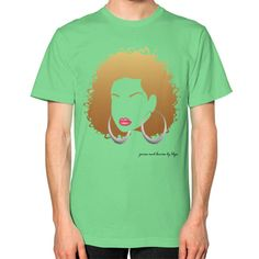 Beautiful Bob Unisex T-Shirt