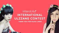 Kittendolls and UNIQSO bring you the International Ulzzang Contest!