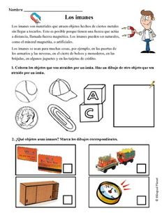 Ciencias - variety of science activities and. by Bilingual Planet and The Learning Patio Spanish Activities, Science Activities, Comprehension Activities, Reading Comprehension, Teachers Corner, Teacher Pay Teachers, Spanish Language Learning, Reading Passages, Teacher Newsletter