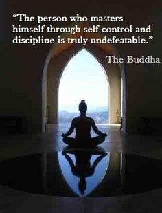 Buddhist Teachings, Buddhist Quotes, Discipline Quotes, Self Discipline, Buddha Quotes Inspirational, Positive Quotes, Self Control Quotes, Loose Weight In A Week, Wisdom Quotes