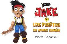 Patrón Jake y los Piratas de Nunca Jamás