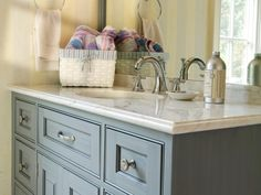 Explore info on marble bathroom countertops, and get ready to install an extremely durable and elegant countertop in your bath space.