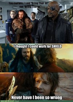 The Hobbit Mega Compilation (45 Pics) Avengers