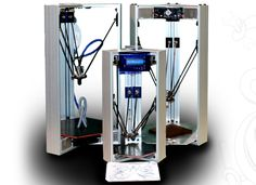 ZeGo Delta Robot Lets You Swap Out Tools http://3dprinterplans.info/3d-printer-plans-news-round-up-for-monday-28042014/