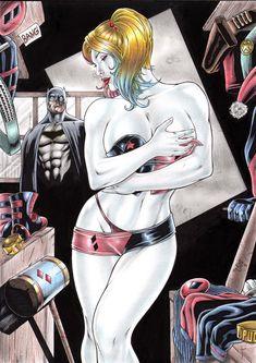 Harley Quinn by Medson Lima