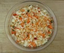 Rezept Krautsalat schnell gemacht und lecker von soltau1 - Rezept der Kategorie Vorspeisen/Salate