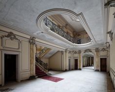 Abandoned Villa in France by ~bRokEnCHaR