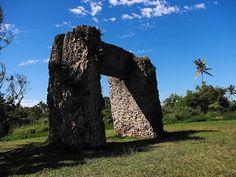 Haamonga Trilithon - Tonga