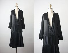 Hey, I found this really awesome Etsy listing at https://www.etsy.com/listing/218500043/film-noir-dress-1920s-liquid-silk-dress