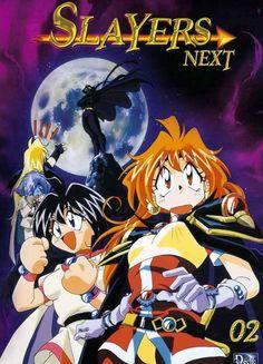 Slayers S2 VOSTFR/VF DVD - Animes-Mangas-DDL.com
