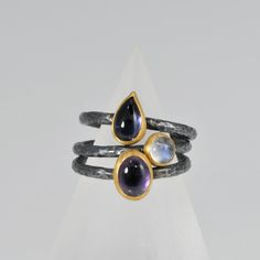 Rings by Lika Behar at Elements