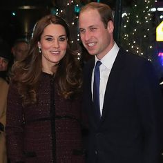 Kate Middleton and Prince William in NYC 2014 | Pictures | POPSUGAR Celebrity