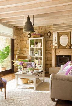 Una casa de vacaciones en Cantabria · ElMueble.com · Casas