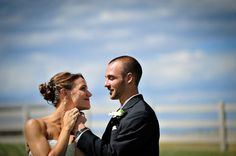 Colorado Wedding Couple